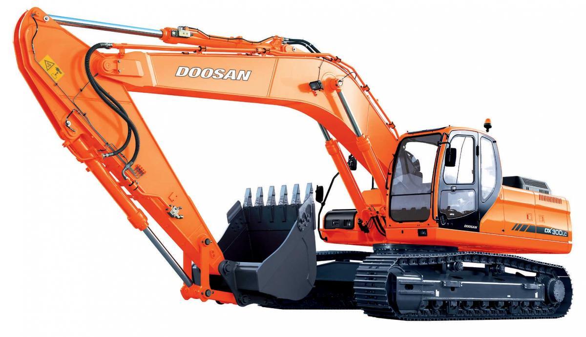 экскаватор Doosan S255LC-V